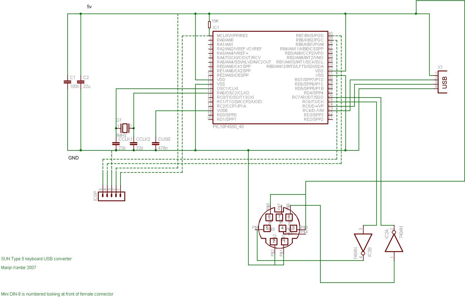 n300 wireless usb adapter schematic usb keyboard schematic #6